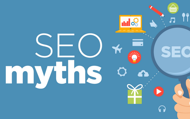 Most Common SEO Myths
